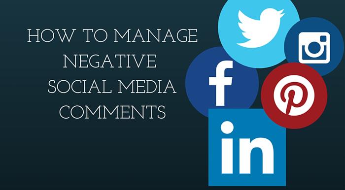 cara mengatasi komentar negatif di media sosial
